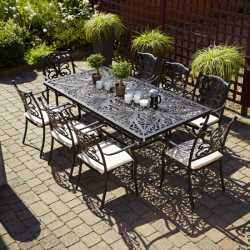 8 Seat Garden Furniture Sets
