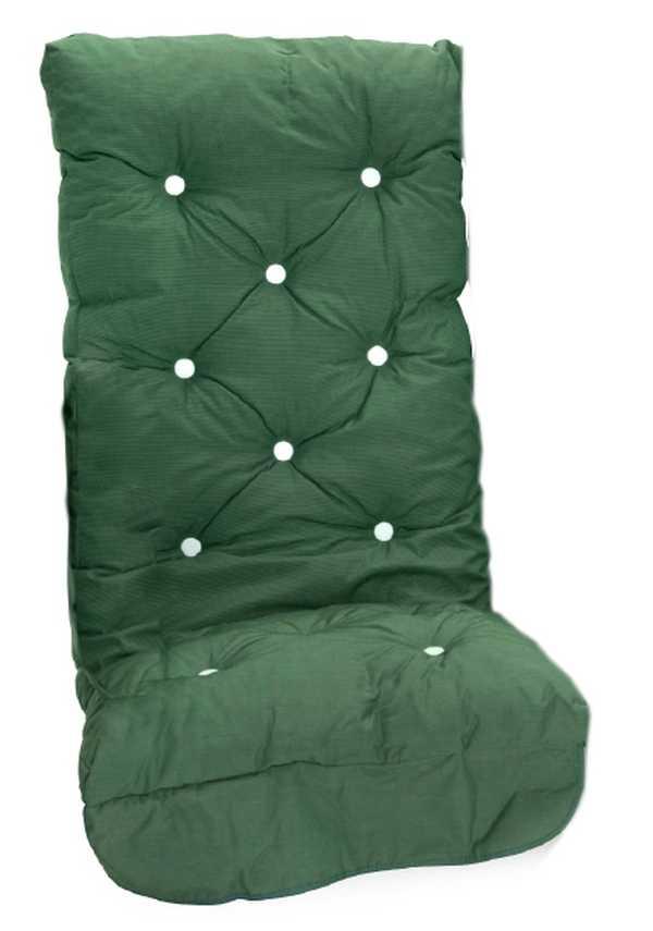 deep fill high back cushion - Garden Furniture Cushions Uk