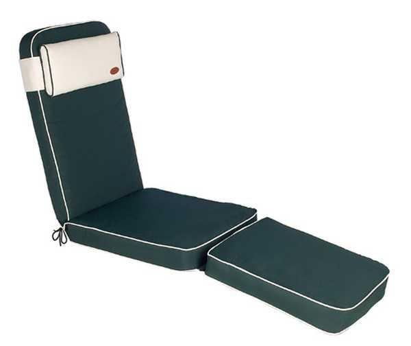 Bespoke Steamer Chair Garden Furniture Cushion