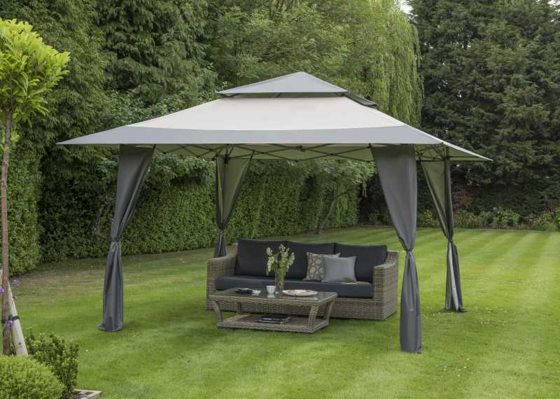 Gic Pop Up Square Gazebo