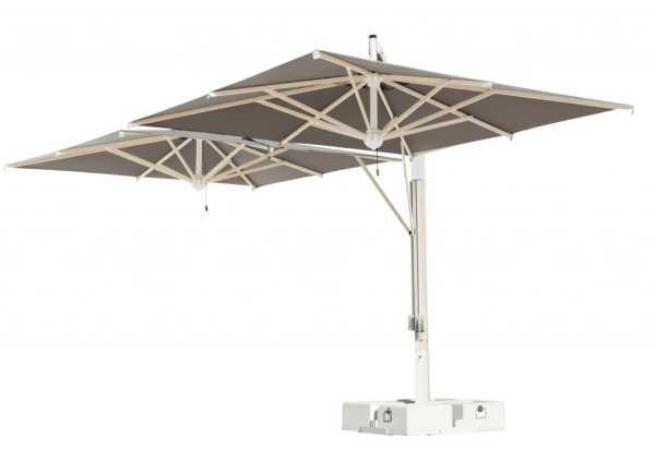 scolaro milano double cantilever parasol. Black Bedroom Furniture Sets. Home Design Ideas