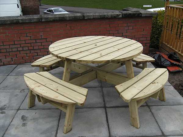 Picnic Table Cushions - Home  Garden - Compare Prices, Reviews